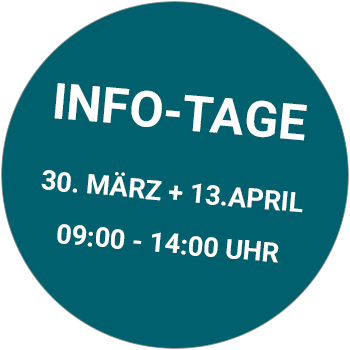 Unsere Info-Tage 2019